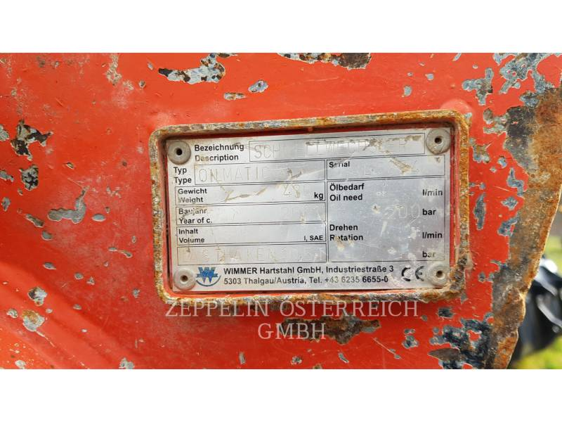 VOLVO TRACK EXCAVATORS EC210BNLC equipment  photo 23