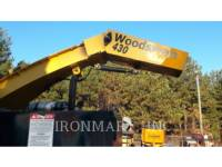 WOODSMAN SALES INC CHIPPER, HORIZONTAL 430 equipment  photo 4