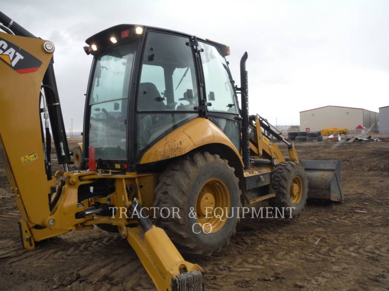 CATERPILLAR RETROESCAVADEIRAS 420F 4ETCB equipment  photo 3