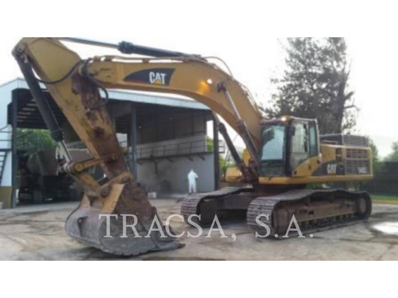 CATERPILLAR EXCAVADORAS DE CADENAS 345C equipment  photo 1