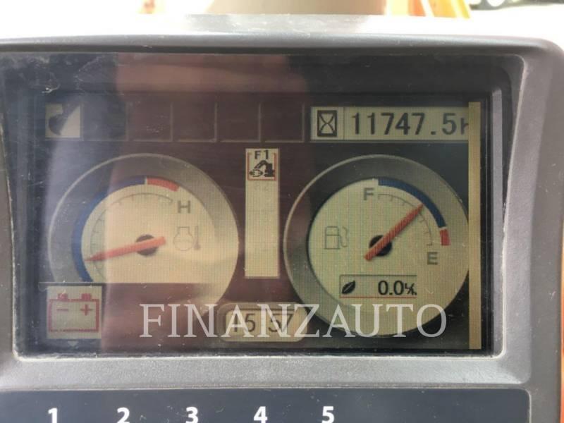 HITACHI KETTEN-HYDRAULIKBAGGER ZX210 equipment  photo 4