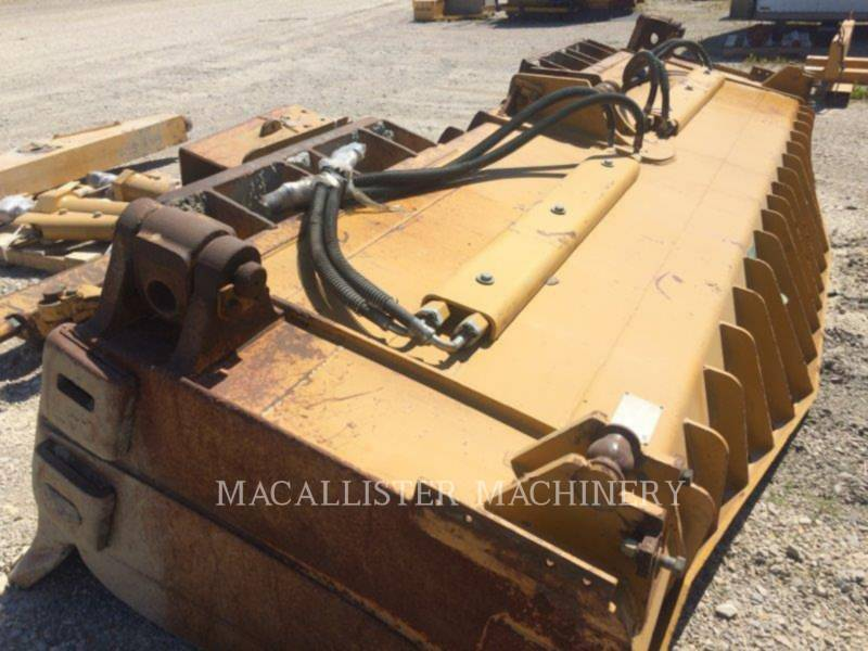 CATERPILLAR TRACTORES TOPADORES DE RUEDAS 834H equipment  photo 7