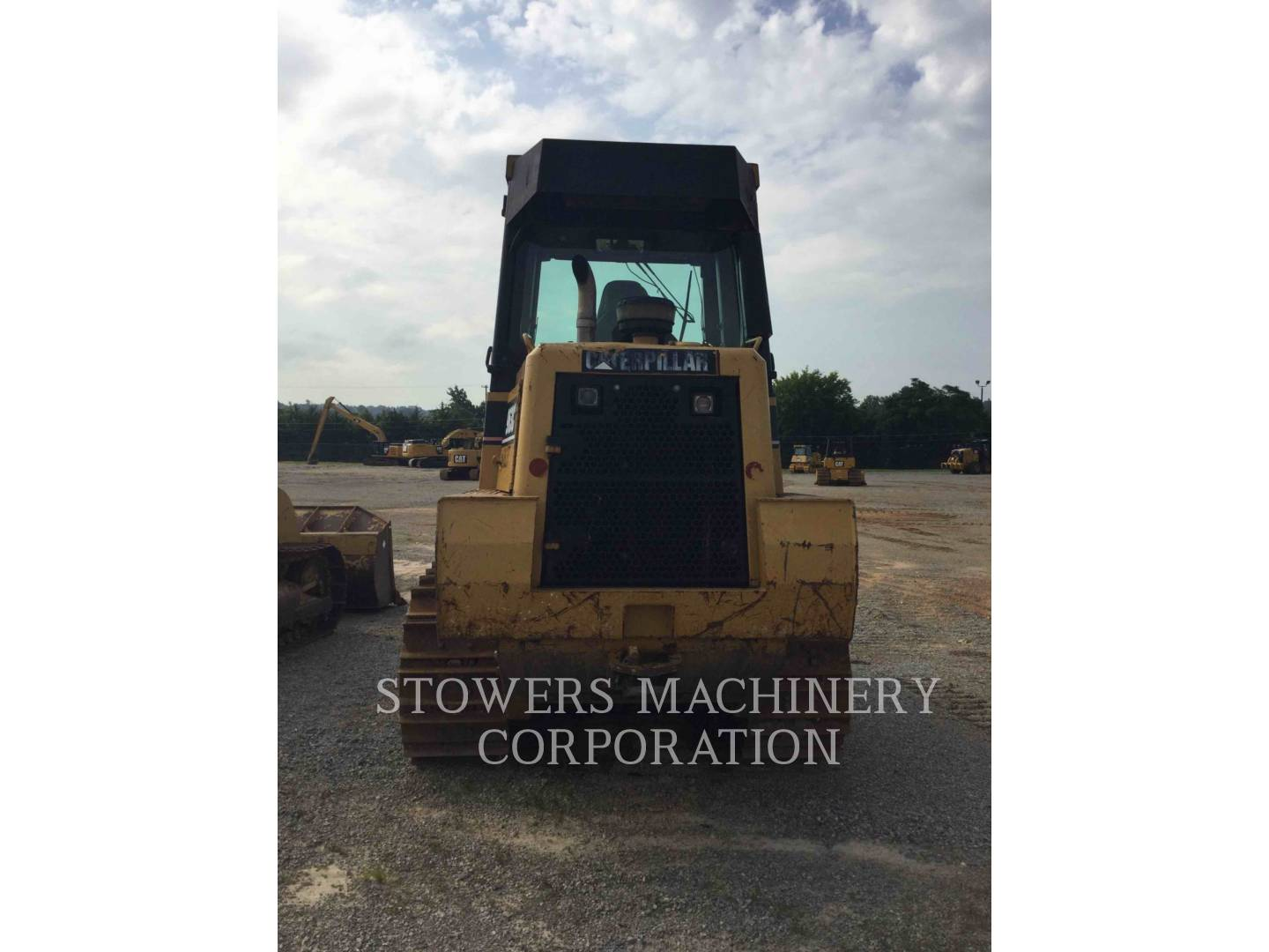 Detail photo of 2006 Caterpillar 963C from Construction Equipment Guide