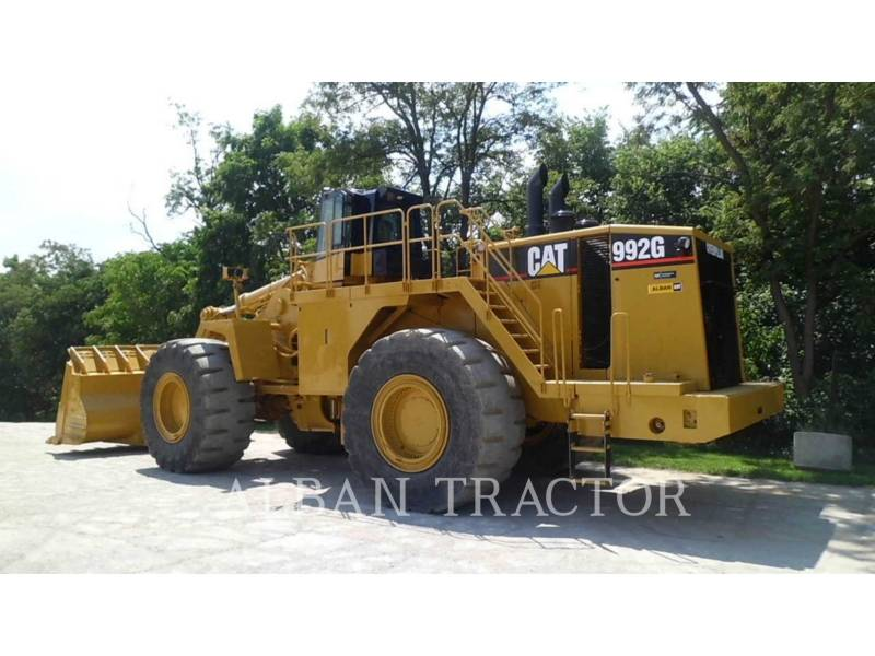 CATERPILLAR CARGADORES DE RUEDAS 992G equipment  photo 17