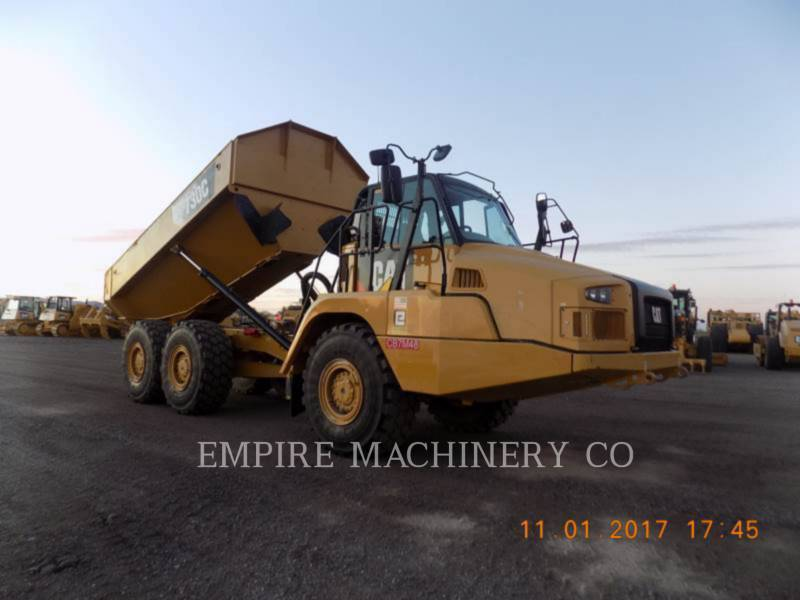 CATERPILLAR ダンプ・トラック 730C equipment  photo 1