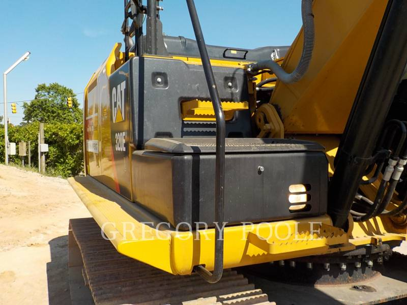 CATERPILLAR ESCAVADEIRAS 320E L equipment  photo 6