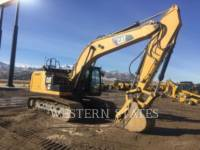 CATERPILLAR KETTEN-HYDRAULIKBAGGER 329E equipment  photo 1