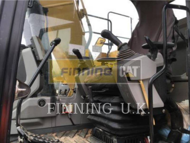 CATERPILLAR TRACK EXCAVATORS 312E DCA2 equipment  photo 9
