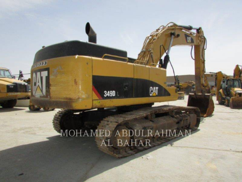 CATERPILLAR KETTEN-HYDRAULIKBAGGER 349 D L equipment  photo 5