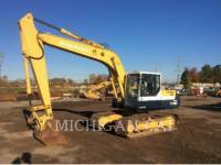 Equipment photo KOMATSU PC150-5 TRACK EXCAVATORS 1