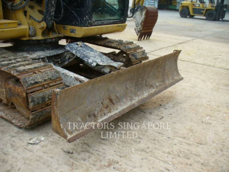 CATERPILLAR PELLES SUR CHAINES 307D equipment  photo 9