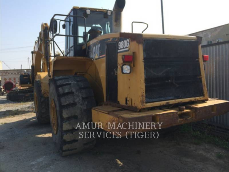 Caterpillar ÎNCĂRCĂTOARE PE ROŢI/PORTSCULE INTEGRATE 980G equipment  photo 9