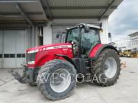 Equipment photo MASSEY FERGUSON 8690 DYNA VT 農業用トラクタ 1