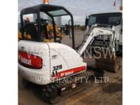 BOBCAT EXCAVATOARE PE ŞENILE 328 equipment  photo 3