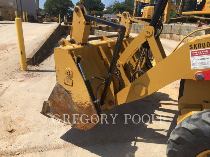 CATERPILLAR CHARGEUSES-PELLETEUSES 420F equipment  photo 13