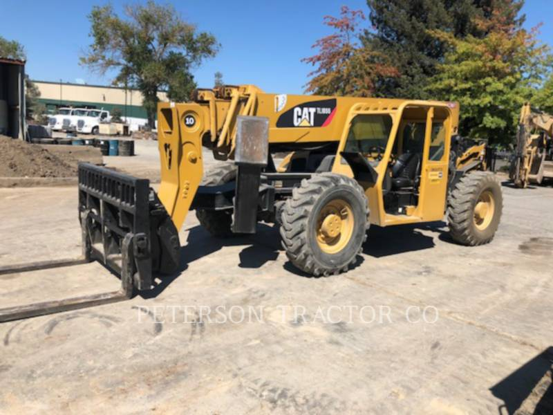CATERPILLAR MOVIMENTATORI TELESCOPICI TL1055 equipment  photo 2