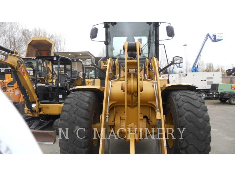 CATERPILLAR RADLADER/INDUSTRIE-RADLADER 924K equipment  photo 3
