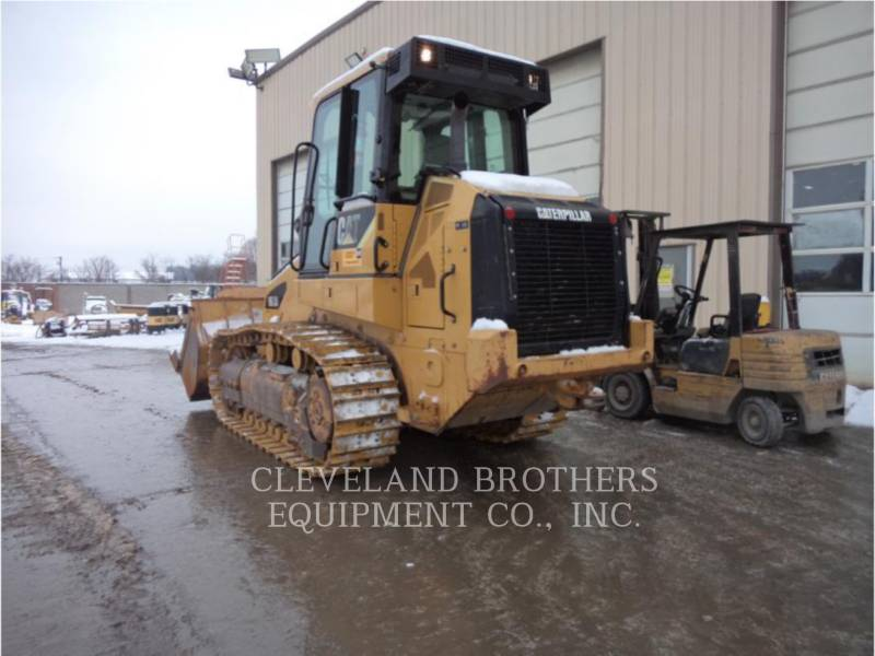 CATERPILLAR CHARGEURS SUR CHAINES 963D equipment  photo 4