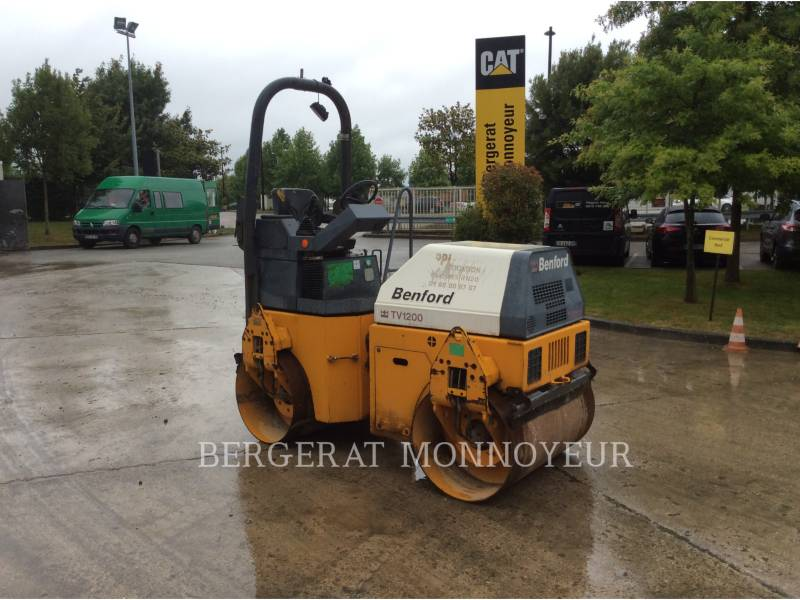 TEREX CORPORATION COMPACTADORES TV1200 equipment  photo 1