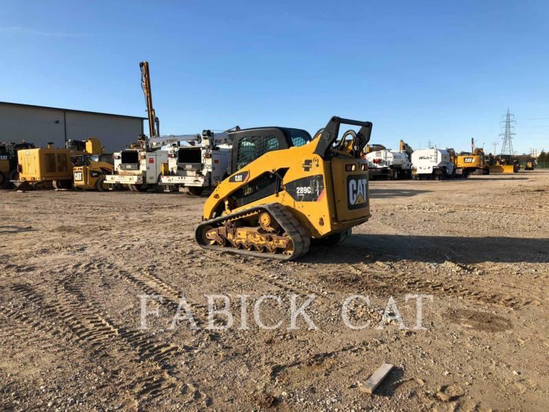 CATERPILLAR 多様地形対応ローダ 289C2 equipment  photo 4