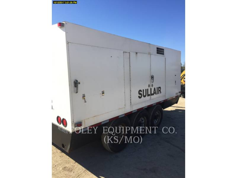 SULLAIR AIR COMPRESSOR (OBS) 1150XHA equipment  photo 1