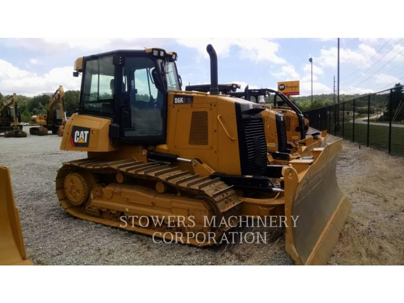 CATERPILLAR TRACTORES DE CADENAS D6K2XL equipment  photo 2