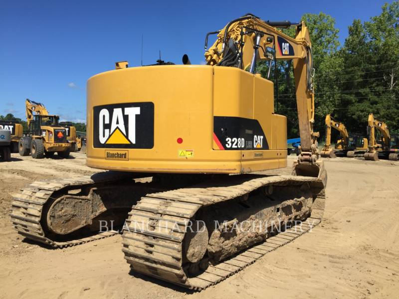 CATERPILLAR EXCAVADORAS DE CADENAS 328D equipment  photo 3