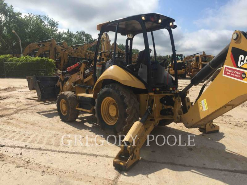 CATERPILLAR RETROEXCAVADORAS CARGADORAS 430F/IT equipment  photo 7
