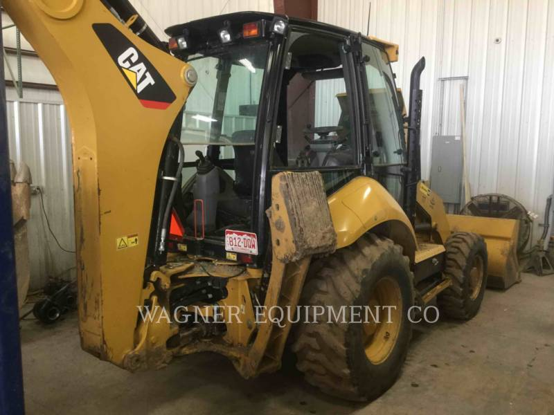 CATERPILLAR CHARGEUSES-PELLETEUSES 420F 4WDE equipment  photo 3