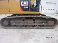 CATERPILLAR TRACK EXCAVATORS 336EL equipment  photo 15