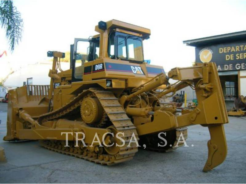 CATERPILLAR TRACK TYPE TRACTORS D9R equipment  photo 2