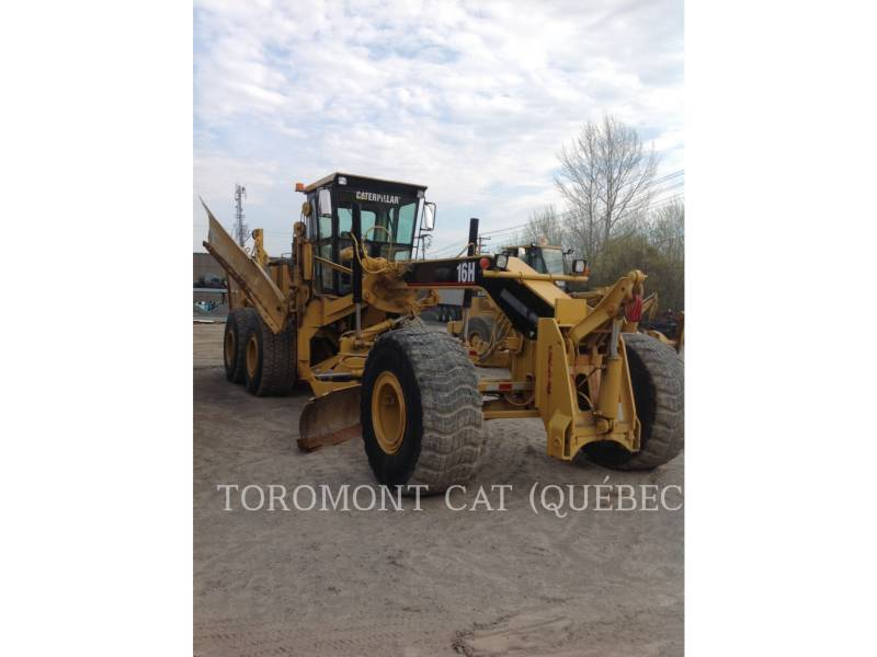 CATERPILLAR MOTOR GRADERS 16G equipment  photo 1