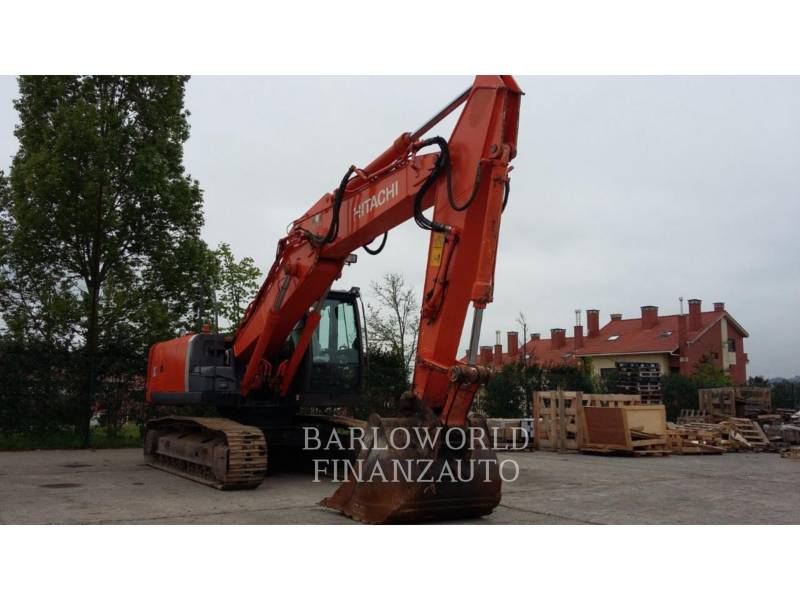 HITACHI TRACK EXCAVATORS ZX210 equipment  photo 2