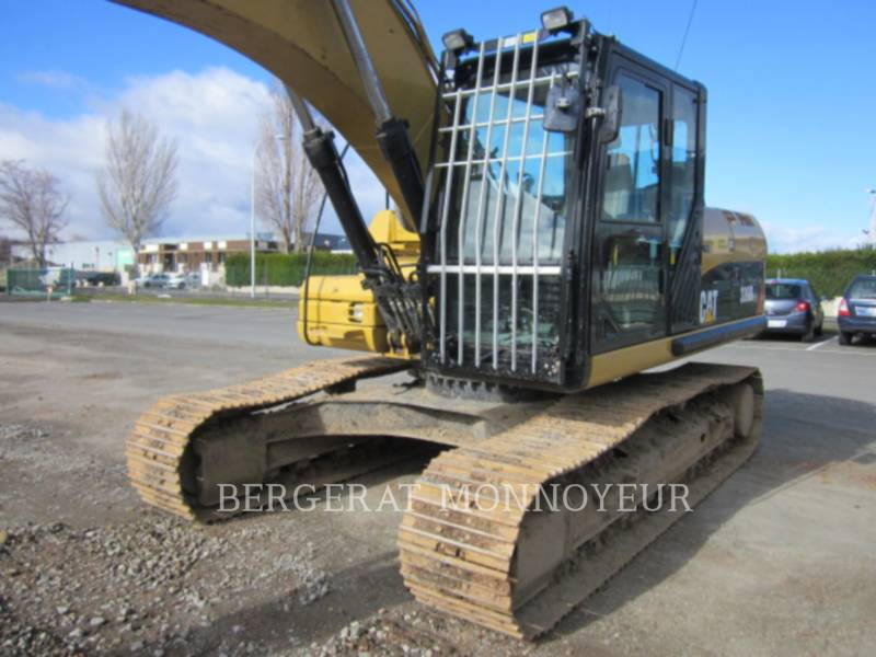 CATERPILLAR KETTEN-HYDRAULIKBAGGER 320D equipment  photo 11