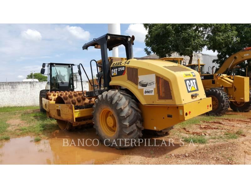 CATERPILLAR COMPACTEURS CP54B equipment  photo 4