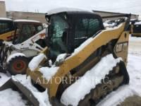 CATERPILLAR スキッド・ステア・ローダ 299D equipment  photo 3