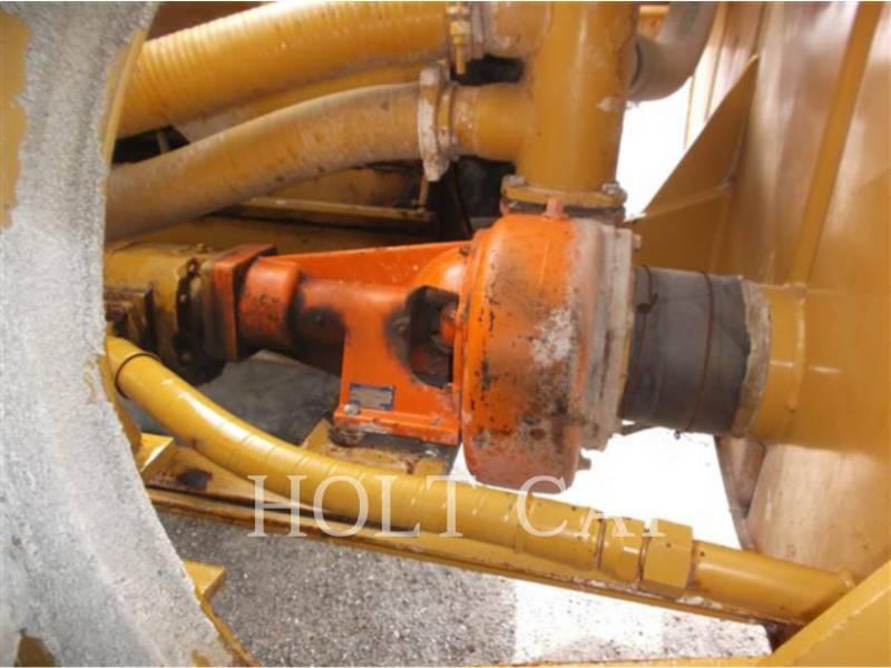 CATERPILLAR MOTOESCREPAS 615 equipment  photo 24