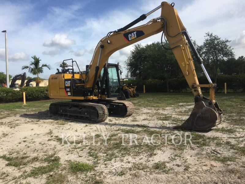 CATERPILLAR ESCAVATORI CINGOLATI 318EL equipment  photo 8
