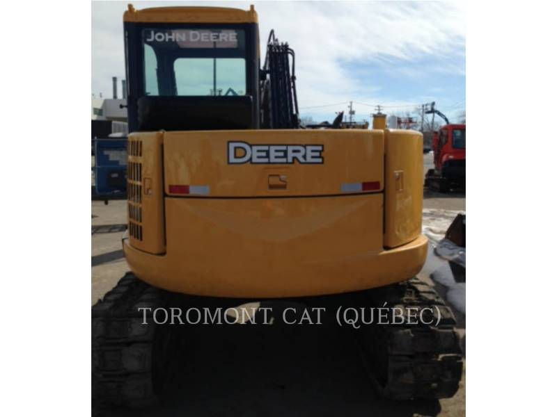 JOHN DEERE EXCAVADORAS DE CADENAS 85D equipment  photo 5