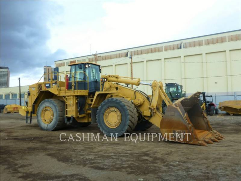 CATERPILLAR WHEEL LOADERS/INTEGRATED TOOLCARRIERS 988HQ equipment  photo 2