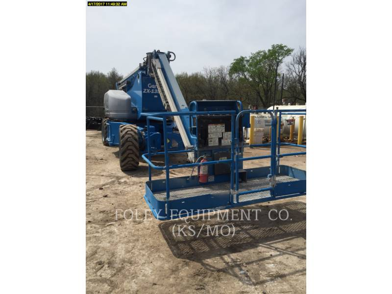 GENIE INDUSTRIES LIFT - BOOM Z135/70D4W equipment  photo 1