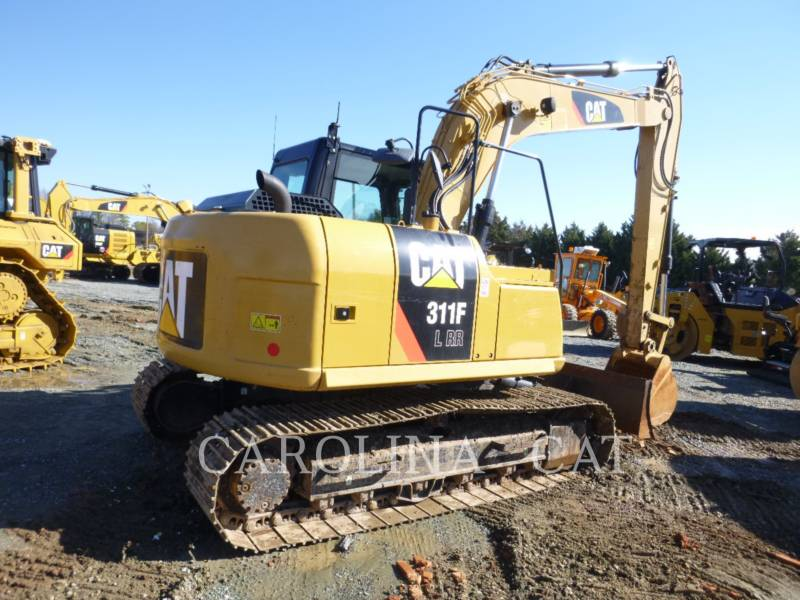 CATERPILLAR KETTEN-HYDRAULIKBAGGER 311FL RR equipment  photo 4