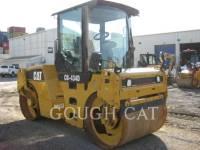 CATERPILLAR TANDEMOWY WALEC WIBRACYJNY DO ASFALTU (STAL-STAL) CB434D equipment  photo 2