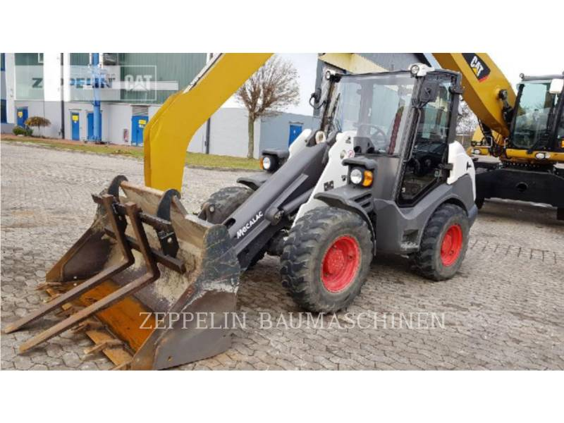 AHLMANN WHEEL LOADERS/INTEGRATED TOOLCARRIERS AX850 equipment  photo 4