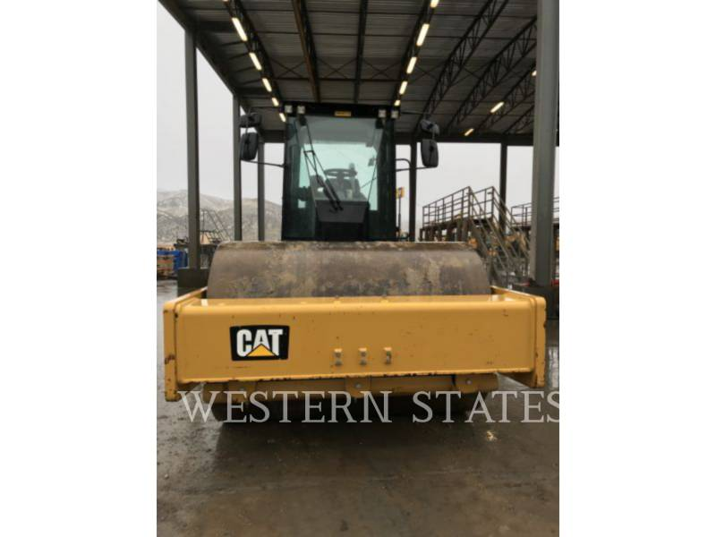 CATERPILLAR EINZELVIBRATIONSWALZE, GLATTBANDAGE CS68B equipment  photo 6