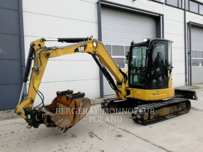 CATERPILLAR PELLES SUR CHAINES 305E CR equipment  photo 9