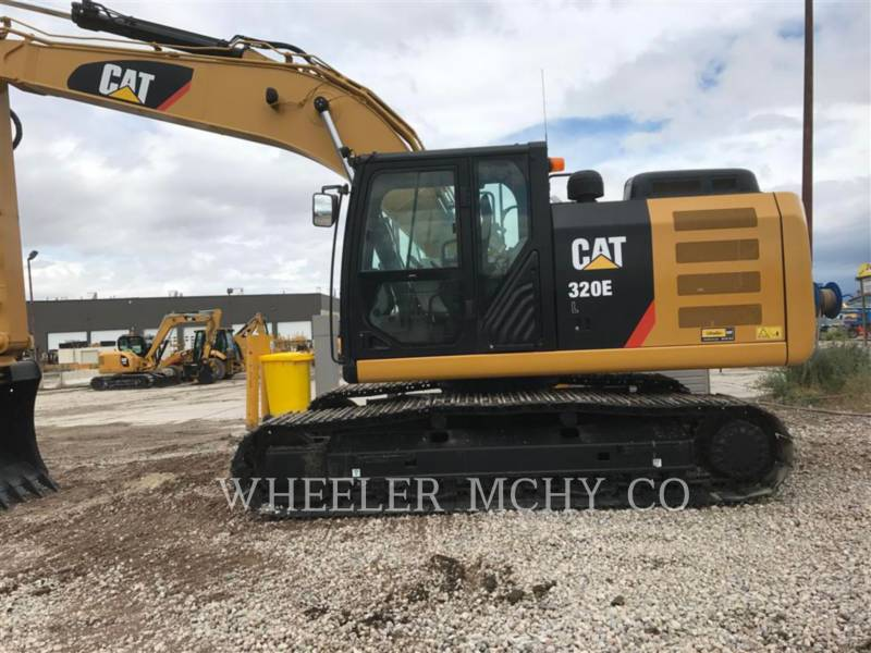 CATERPILLAR KETTEN-HYDRAULIKBAGGER 320E L CF equipment  photo 6