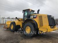 CATERPILLAR WHEEL LOADERS/INTEGRATED TOOLCARRIERS 980M LS equipment  photo 4