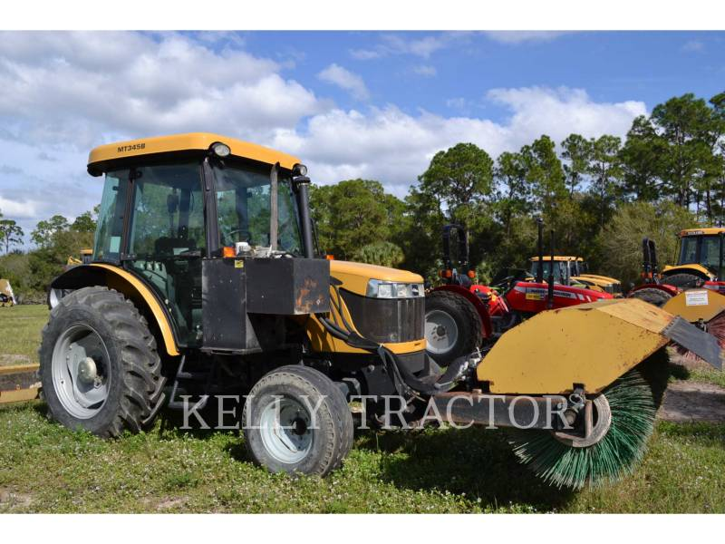 CHALLENGER ROAD BROOMS MT345B equipment  photo 4