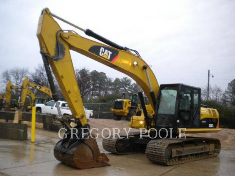CATERPILLAR PELLES SUR CHAINES 320D L equipment  photo 1